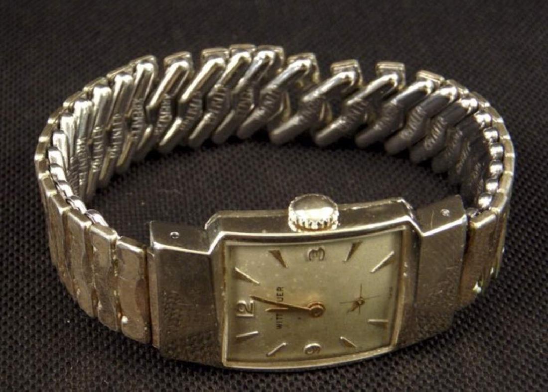 1950s Wittnauer Swiss 10K Gold-Filled Watch
