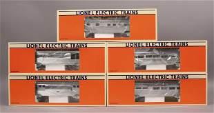 Lionel 619109 Santa Fe 5Car Passenger Set