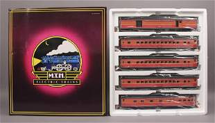 MTH 206529 Southern Pacific Passenger Car Set