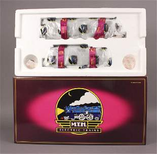 MTH 2030451 New York Central Steam Engine