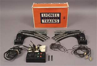 Lionel 1121 Electric Remote Control Switches