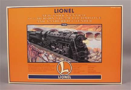 Lionel 6-18056 NYC J 1-e Hudson Loco & Tender