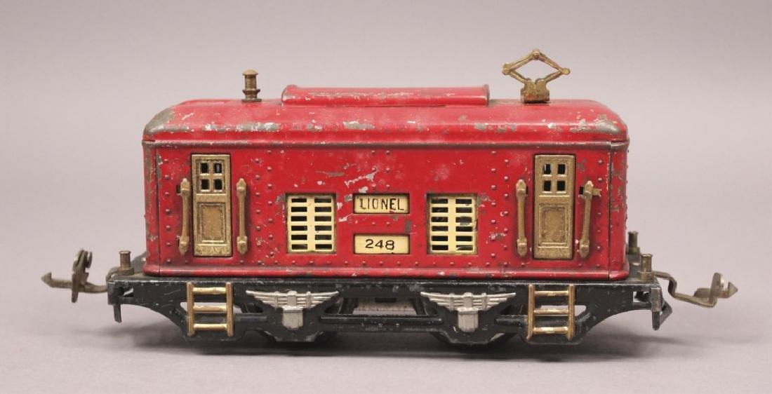 Lionel #248 Electric Locomotive - A Cool piece.