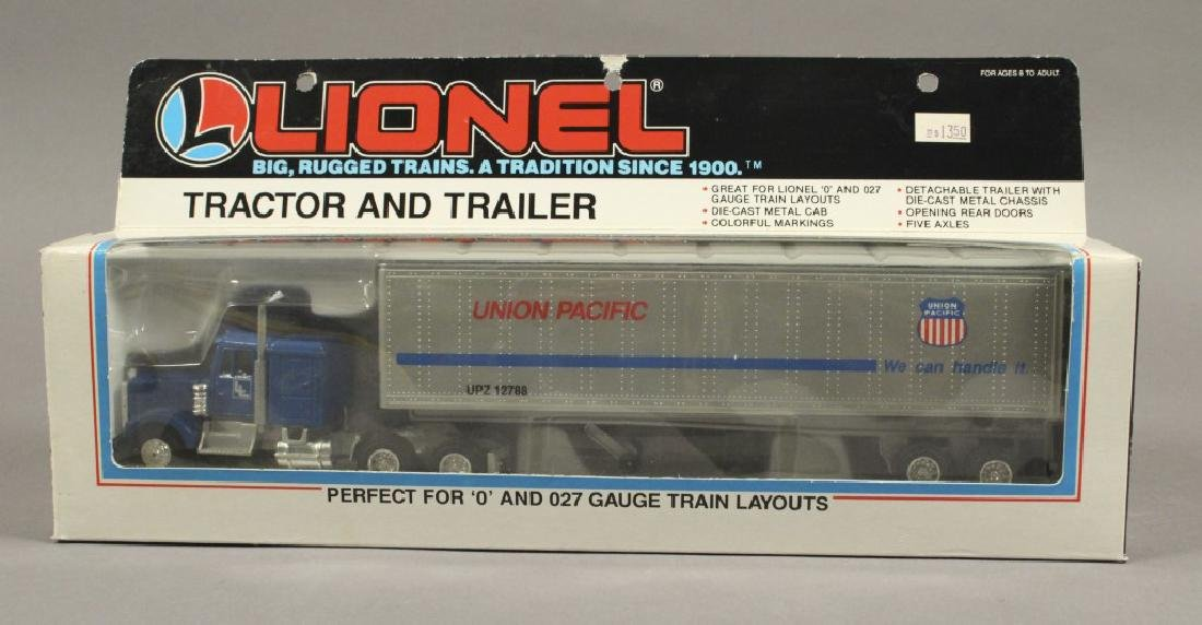 Lionel 6-12778 Tractor & Trailer - Wrong Trailer