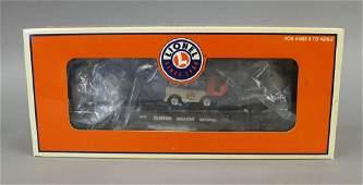 Lionel 6-26013 Canadian National Zamboni Flatcar