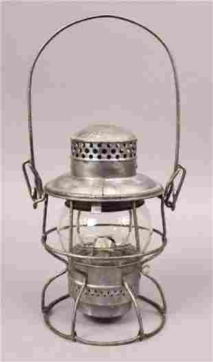 Antique Adlake C O Kero Railroad Lantern