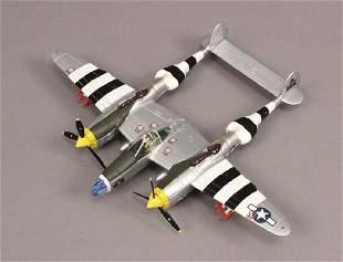 Matchbox Collectibles Lockheed P38J Lightning