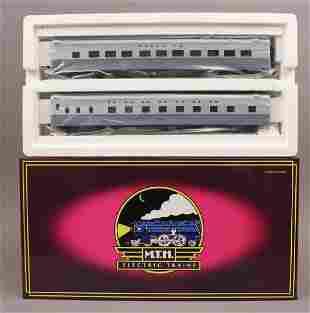MTH 206692 Santa Fe Streamlined Passenger Set