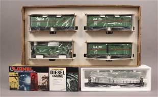 Lionel 618556 C I Midland Freight Car Set