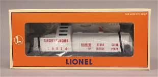 Lionel 619824 US Army Target Launcher Car