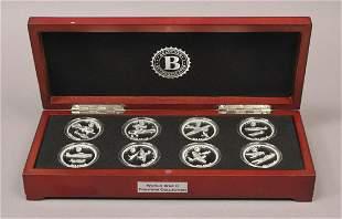 World War II Warbirds Silver Dollar Collection