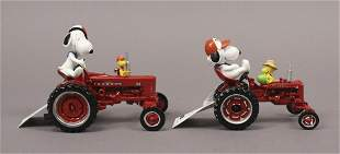 Snoopys Fun on the Farm with Farmall Collection