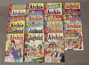 22 Archie Jughead Comic Books 96 97 98