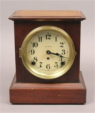 Seth Thomas Small Tabletop Clock with Key