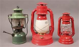 3 Lanterns Dietz Montgomery Ward