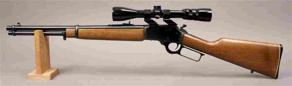 Marlin 357 Mag or .38 Special Rifle with Scope