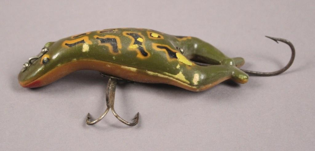 Heddon Luny Frog Fishing Lure