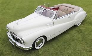 1948 Buick 5C - 6 Super Convertible NEW START BID!