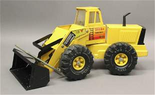 Tonka Turbo Diesel Front End Loader XMB-975 Toy