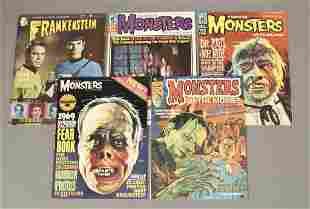 Famous Monsters of Filmland & Monster Magazines