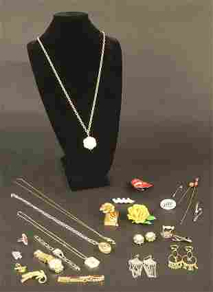 Assorted Estate Jewelry Collection