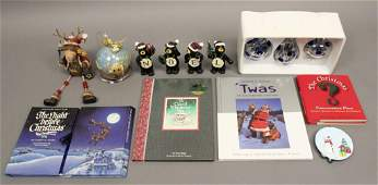 Christmas Books  Ornaments  Mickey Mouse