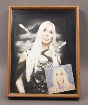 Cher Collectible Memorabilia