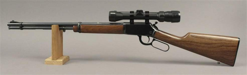 Winchester 9422 .22 Win Magnum Lever Action Rifle