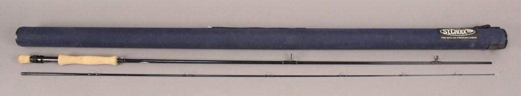 9' - 2 Piece St. Croix Reign Fly Rod with Case