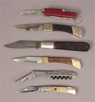 Assorted Collectible Knives - Frost - Sabre