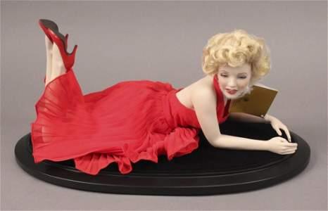 Franklin Mint Marilyn Monroe Doll Forever Marilyn