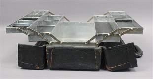 Knickerbocker 1930's / 40's Executive Tackle Box