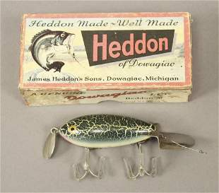 Heddon Go-Deeper Crab Lure with Box