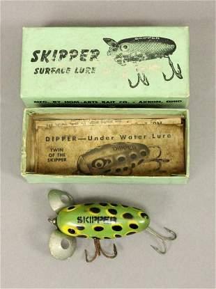 Hom - Arts Bait Company Skipper Fishing Lure - Box
