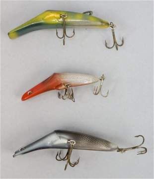 7 Classic Little Doctor Spoon Fishing Lures