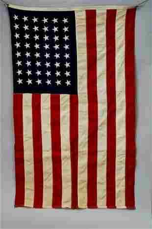 3 x 5 American Flag - 48 Stars