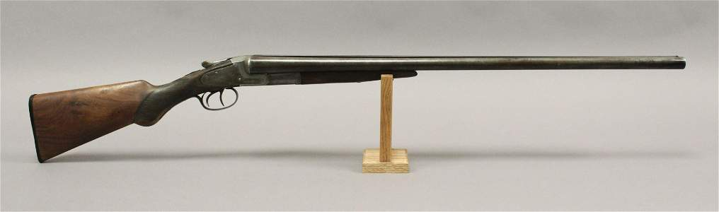 Hunter Arms L. C. Smith .16 Double Barrel Shotgun