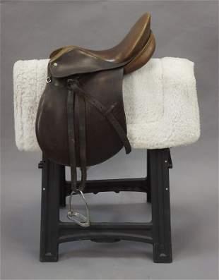 Corinthian Spring Seat Size 14 English Saddle