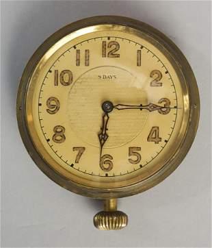 Antique Doxa Watch My Swiss 8 Days Watch