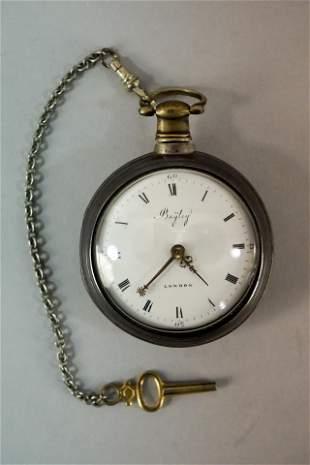 Antique Bayley of London Pocket Watch