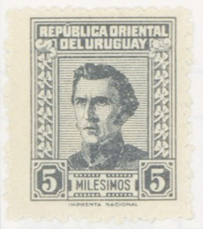 Collectible Vintage Uruguay Stamps 1860 - 1959