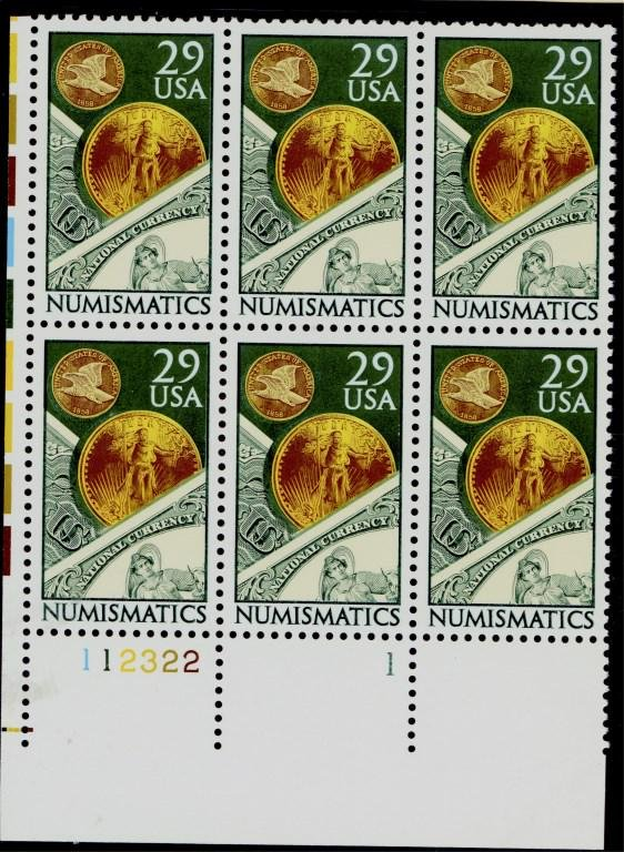 1991 U.S. Collectible Stamps
