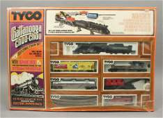 1978 Tyco Chattanooga Electric Steam Train Set