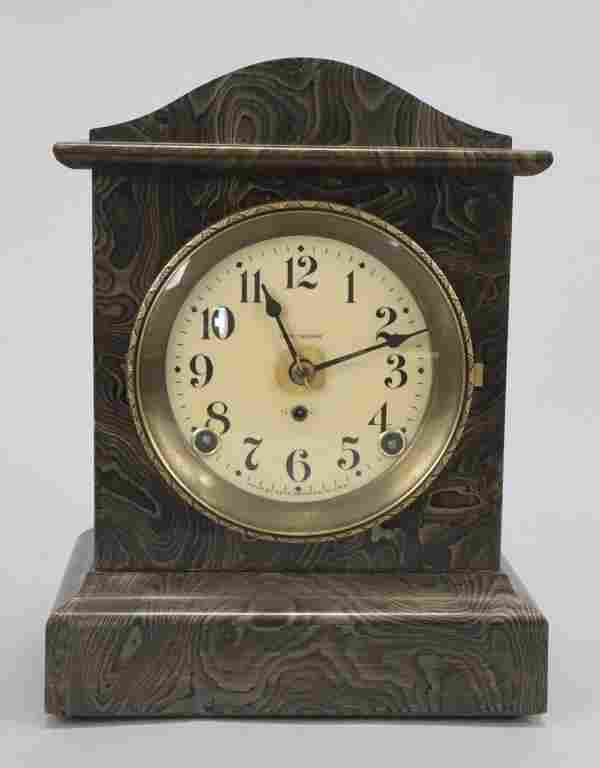 Vintage Seth Thomas Mantle Adamantine Clock