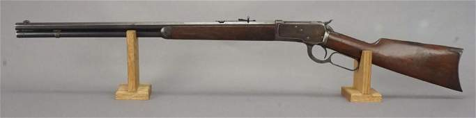 Antique Winchester Model 1892 Lever Action 44-40