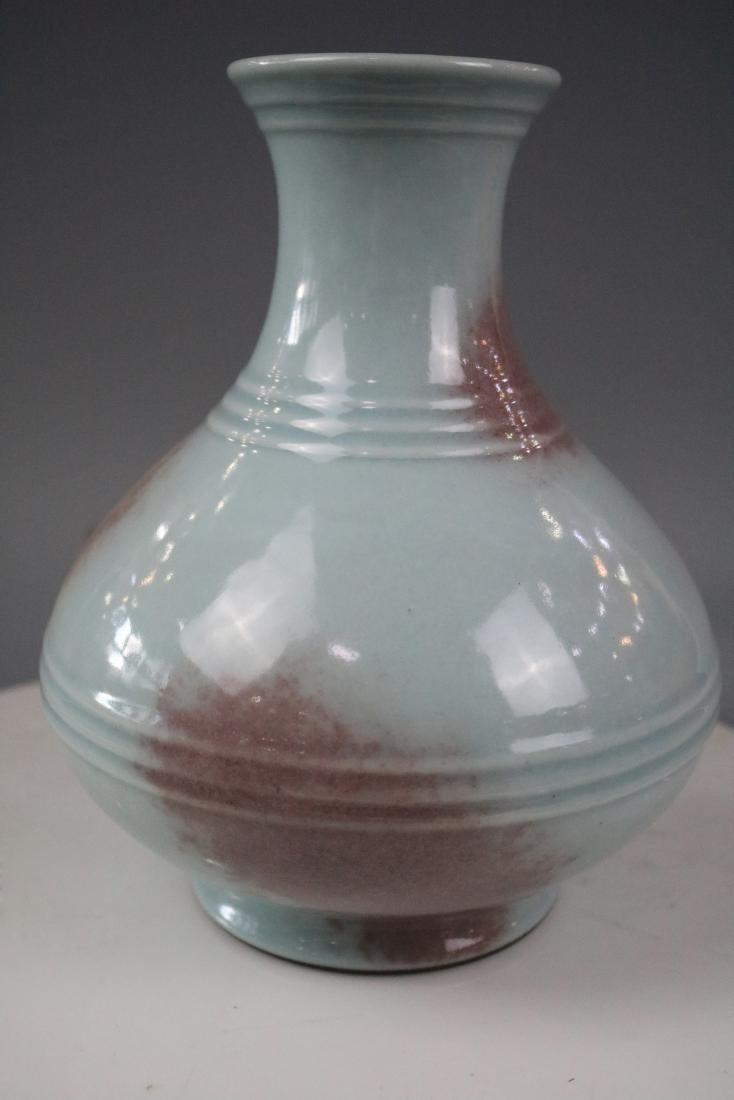 Yongzheng Mark,A Jun Ware Vase - 2