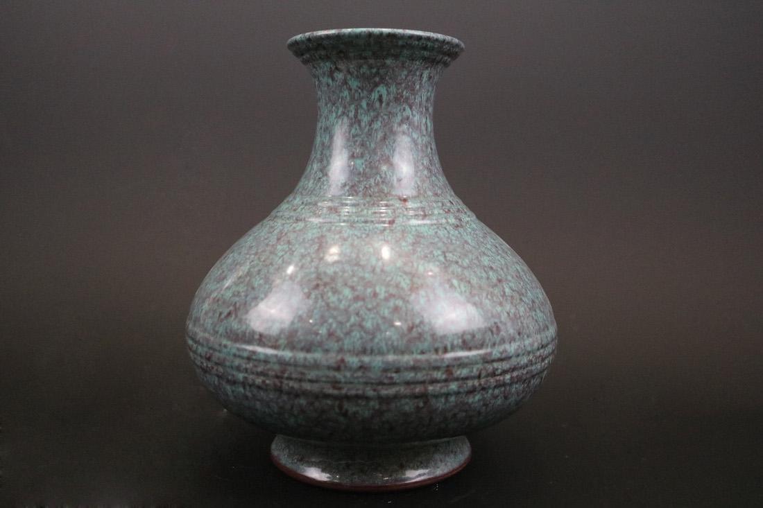 Yongzheng Mark,A Jun Ware Vase