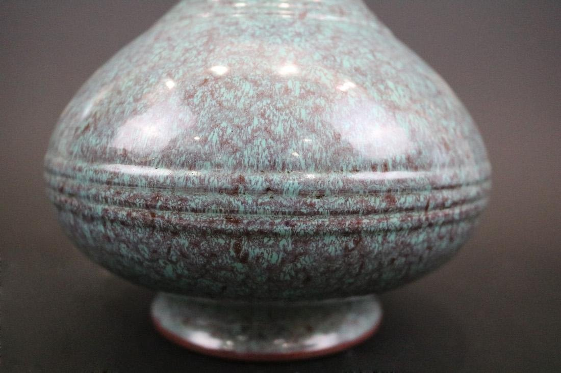 Yongzheng Mark,A Jun Ware Vase - 3
