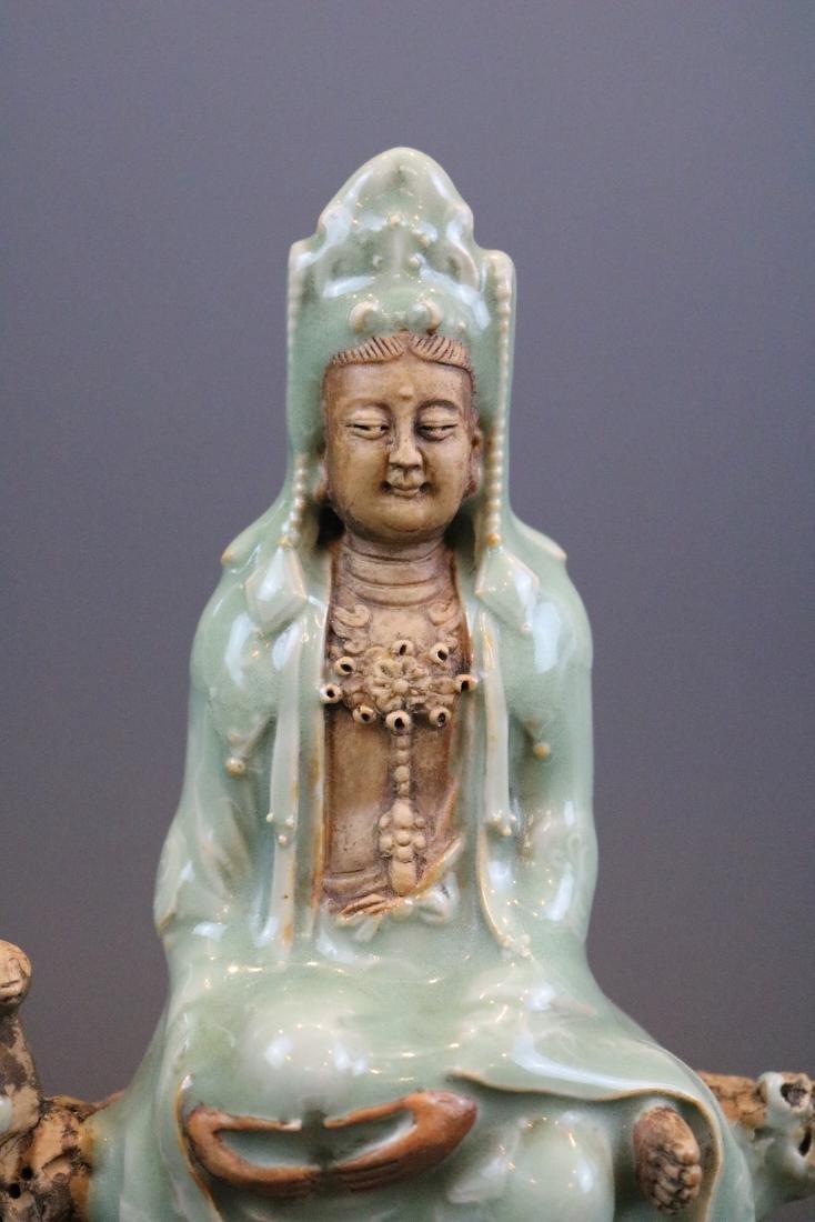 A Longquan Guanyin - 2