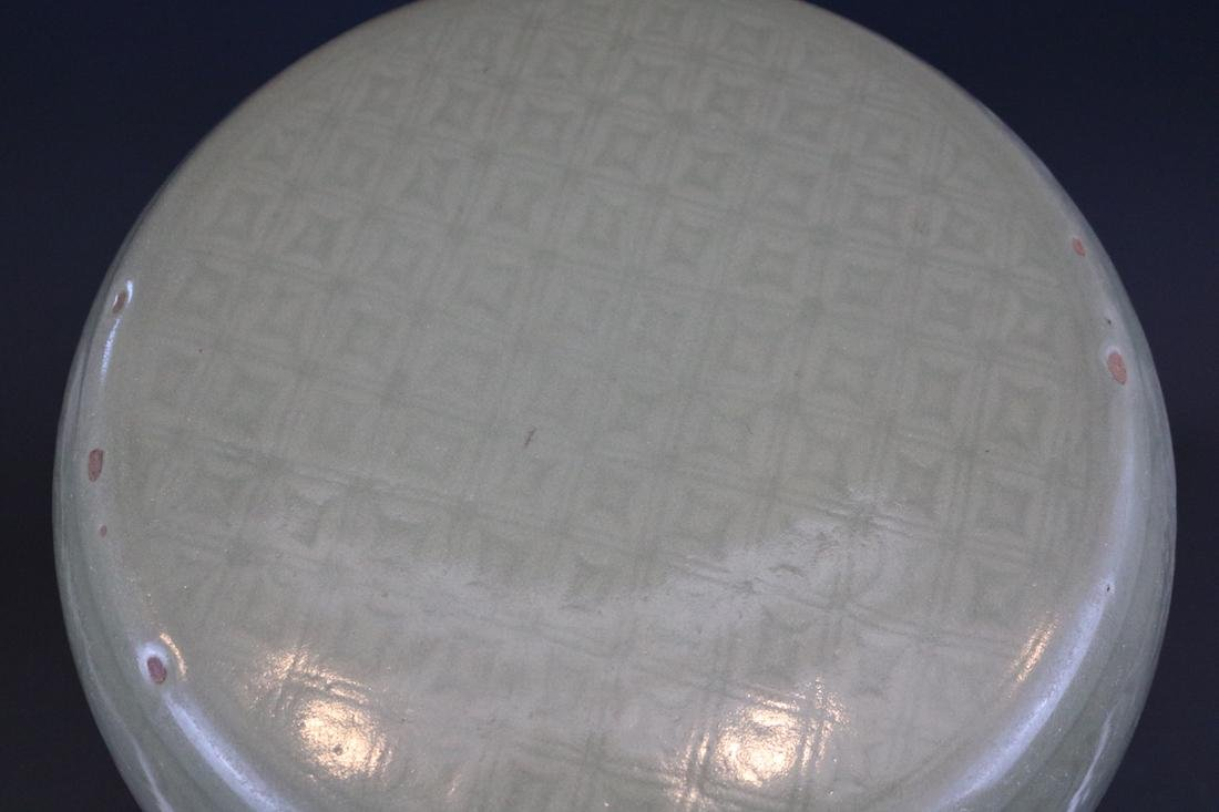 A Longquan Ware Drum Bench - 5